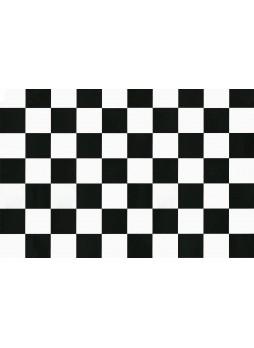 D-c-fix Lipni plėvelė 0,45m. pločio 200-2565 Monza schwarz-weiss