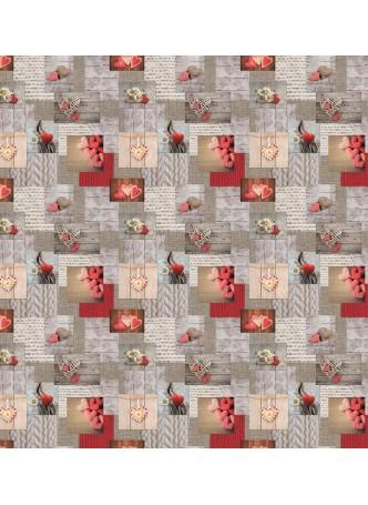 Stalo klijuotė 385-9073/01 Wondertex