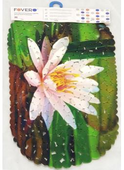 """SPA Kilimėlis """"fotoprint""""  69*39cm (lotosas)"""