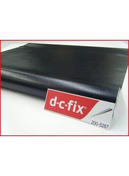 D-c-fix Lipni plėvelė 0,90m. pločio 200-5287 Leder schwarz